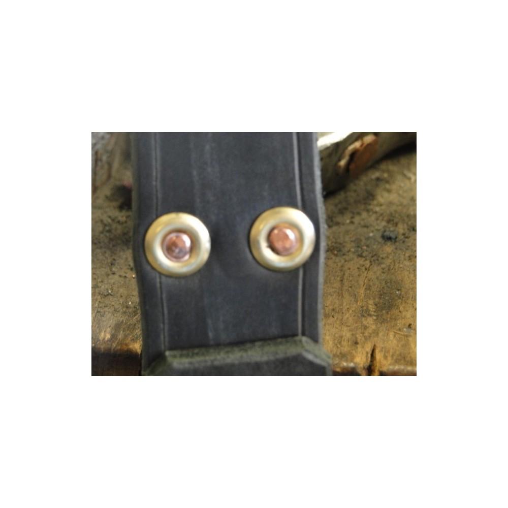 Rivets en cuivre - Contre rivures en laiton