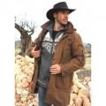 """Imperméable coton huilé """"Cossack jacket"""" SCIPPIS"""