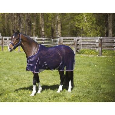 "Chemise filet ""High Neck"" - EQUIT'M"