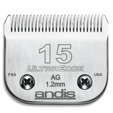 Jeu de peignes medium cut 1.2mm - ANDIS