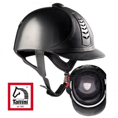 "Casque ""Carbon Look"" - TATTINI"