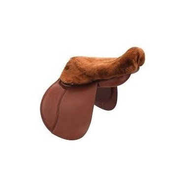 Dessus de selle CSO mouton veritable