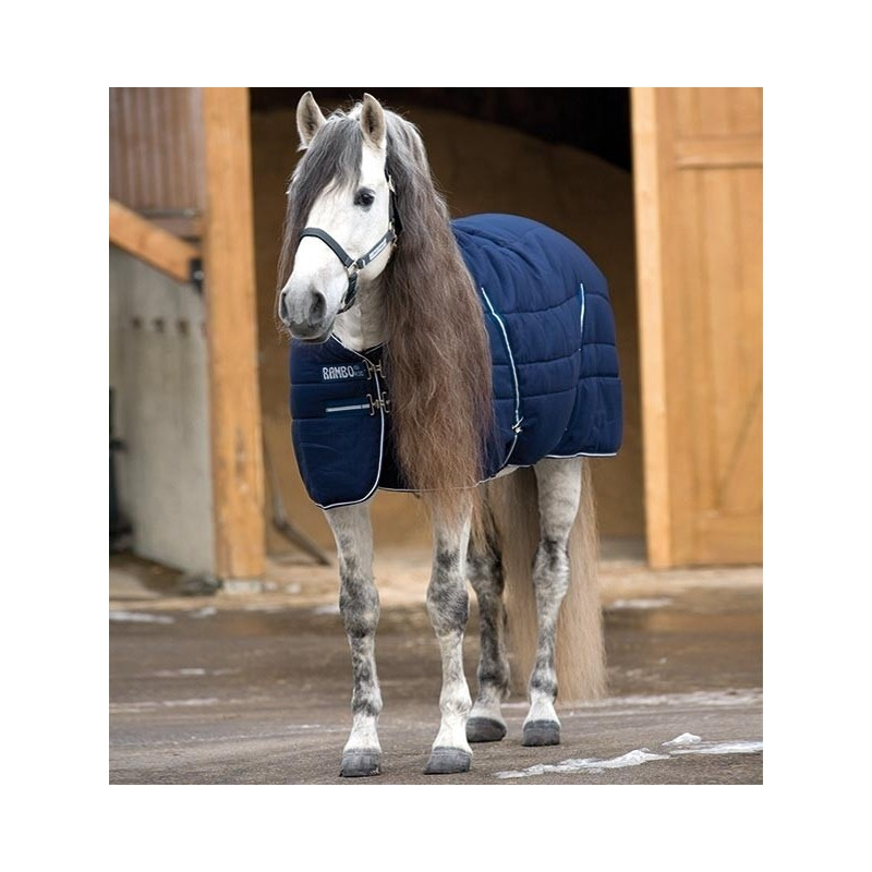 """Couverture RAMBO """"Stable Rug"""" - Horseware"""