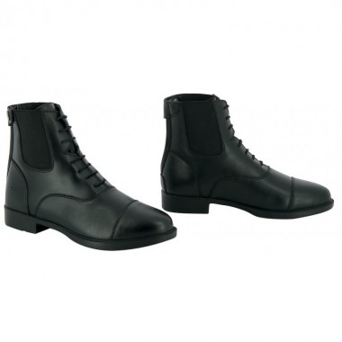 """Boots synthétiques """"Lacets"""" - RIDING WORLD"""